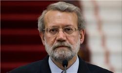 لاریجانی در صحن علنی مجلس: