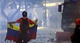 انقلاب رنگی علیه انقلاب بولیواری