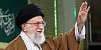 پیام تشکر رهبر انقلاب از مردم به خا ...