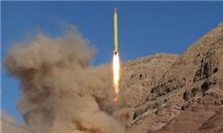 نیروهای مسلح ایران تا دندان مجهز به موشک هستند