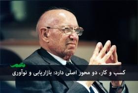 زندگی نامه پیتر دراکر(پدر علم مدیریت نوین)