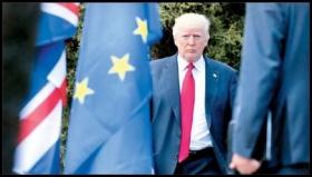 آیا اروپا راهی جدا از ایالاتمتحده آمریکا انتخاب کرده است؟