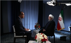 روحانی در گفتوگو با شبکه تلویزیونی ان بی سی آمریکا: