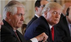 بلومبرگ: ترامپ به دنبال استراتژی برای مقابله با ایران در عین حفظ توافق هستهای