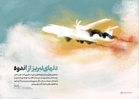 پیام تسلیت در پی حادثه تلخ سقوط هواپیمای مسافربری