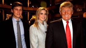 نیویورکتایمز: ترامپ به دنبال بیرون راندن دختر و دامادش از کاخ سفید است