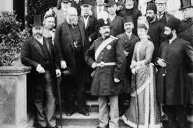 سفر های شاهان ایران به اروپا