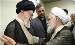 تسلیت رهبر انقلاب در پی درگذشتِ امام جمعه شیراز