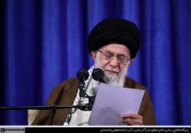 حضور و سخنرانی رهبر انقلاب در دانشگاه فرهنگیان