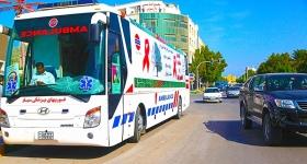 توقف فعالیت اتوبوس ایدز به بهانه ترویج بیبند و باری