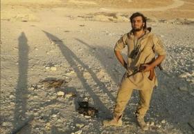 کشته شدن حاتم مرمضی فعال حقوق بشر در زندان خوزستان️