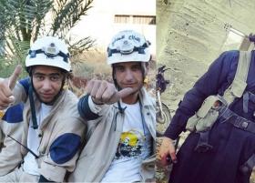 «کلاهسفیدها» در سوریه؛ امدادرسانانِ روز و تروریستهایِ شب