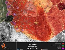 دستاوردهای مقاومت در «درعا» و پایان قصّه پُر غصه شیعیان در «ادلب»