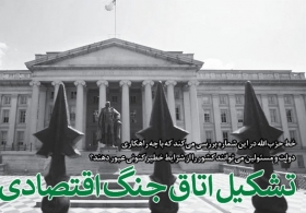 خط حزب الله ۱۵۵ | تشکیل اتاق جنگ اقتصادی