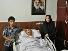 پیام رهبر انقلاب در پی شهادت جانباز شهید سید نورخدا موسوی