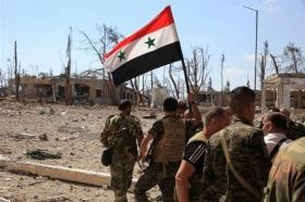 بسیج از آغاز تاکنون|الگوگیری بسیج مردمی سوریه از ایران
