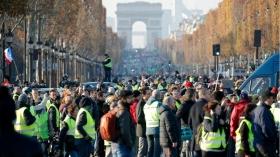 تاملی بر ریشه ها و پیامدهای اعتراضات اخیر در فرانسه