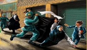 نماهنگ | حجابی که ماند و تاجی که افتاد