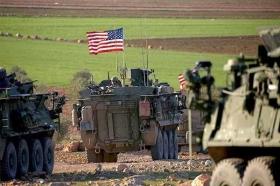 پایگاههای نظامی آمریکا در سوریه زیر نظر ترکیه