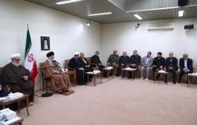بیانات در دیدار دستاندرکاران کنگره بزرگداشت شهدای استان کرمان
