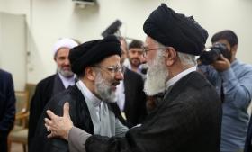 انتصاب حجت الاسلام و المسلمین آقای حاج سید ابراهیم رئیسی به ریاست قوه قضائیه