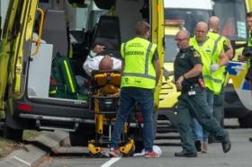 80 کشته و زخمی در حمله تروریستی به دو مسجد در نیوزلند