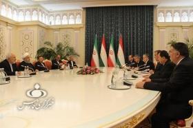 روحانی: شاهد همکاریهای ارزشمند خواهیم بود