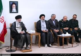 بیانات در دیدار دستاندرکاران کنگره شهدای استان کردستان