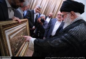 دیدار نایب رئیس دفتر سیاسی حماس و ه ...
