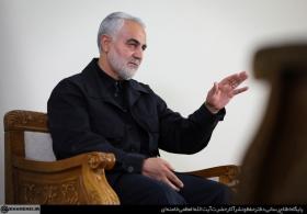 ناگفتههای جنگ ۳۳روزه در گفتگو با سرلشکر حاج قاسم سلیمانی