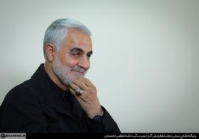 گفتگو با سردار سرلشکر سلیمانی فرمانده نیروی قدس سپاه
