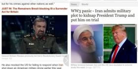عملیات ایران برای ربودن ترامپ واقعیت داشت؟